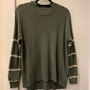 American Eagle Olive Sweater